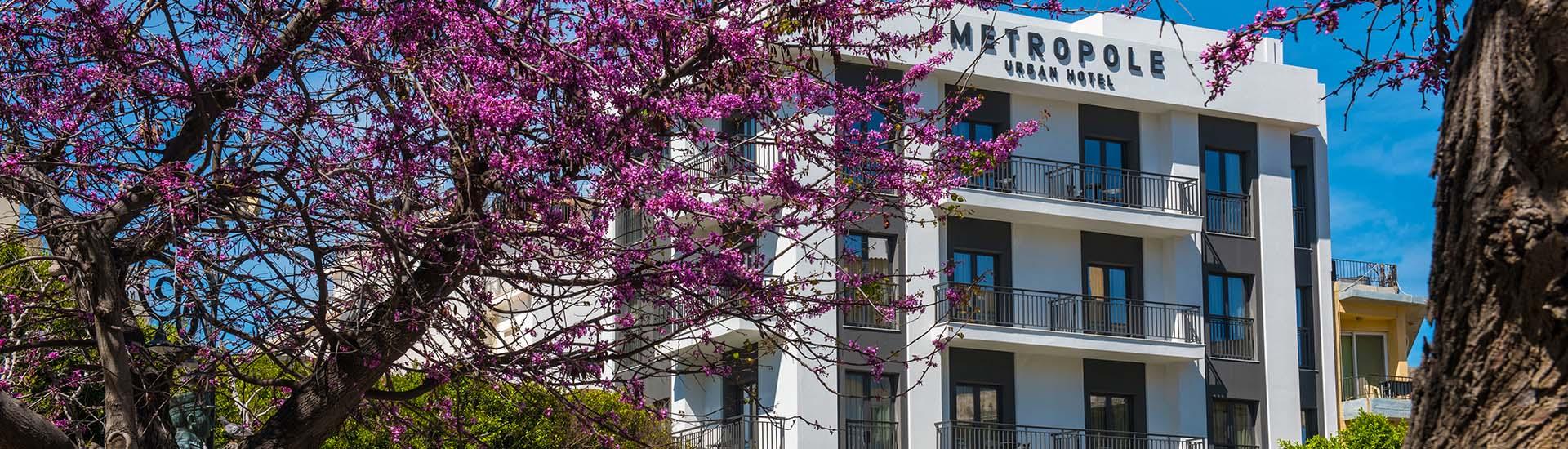 ξενοδοχεια ηρακλειο - Metropole Urban Hotel
