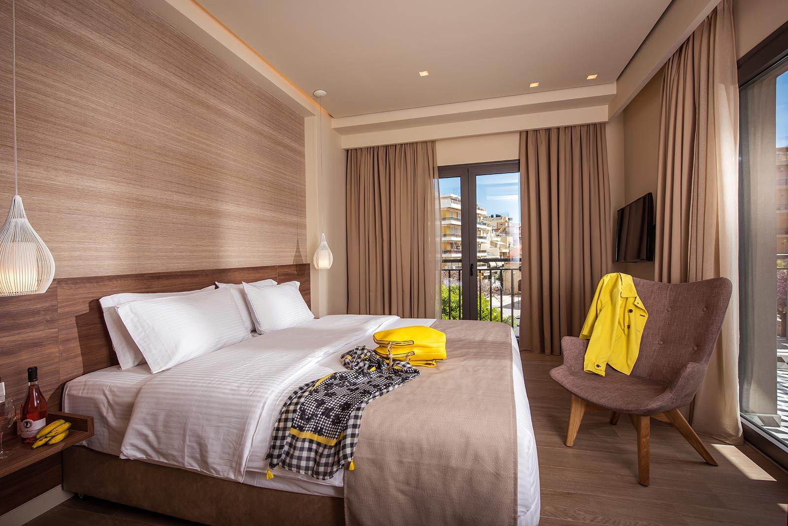 Luxury Hotels in Heraklion Crete - Metropole Urban Hotel