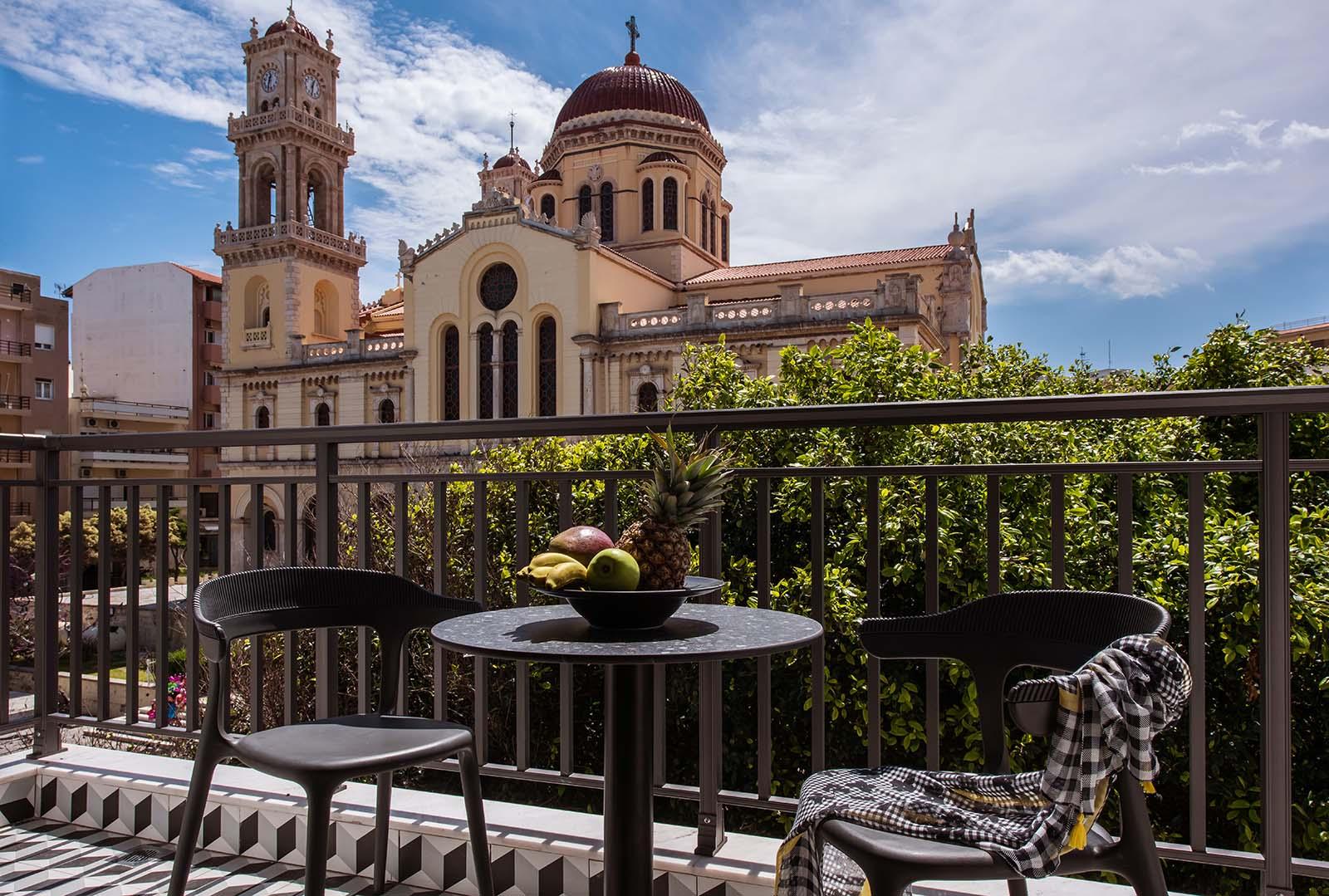 heraklion hotels Crete - Metropole Urban Hotel